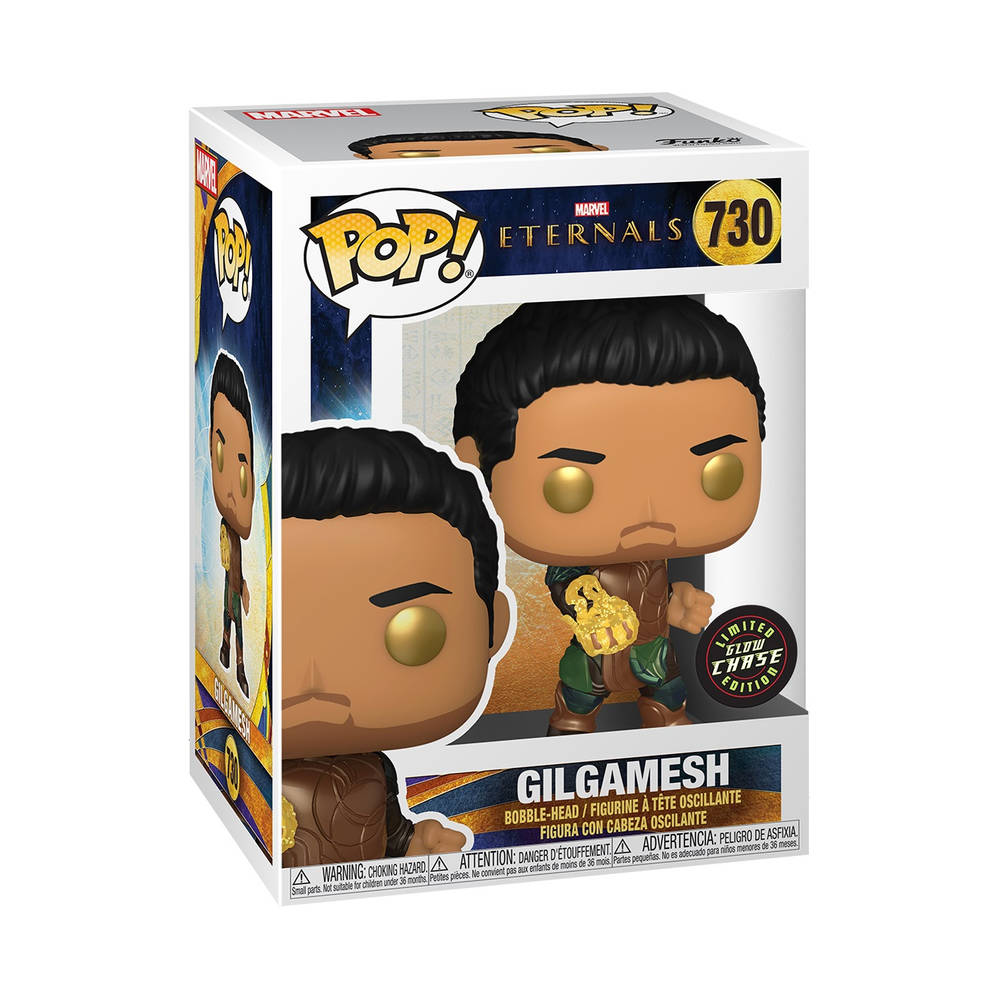 Funko Pop! figuur Marvel The Eternals Gilgamesh