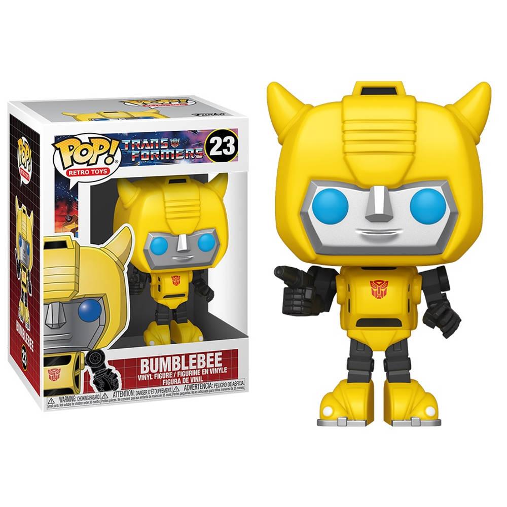Funko Pop! figuur Transformers Bumblebee