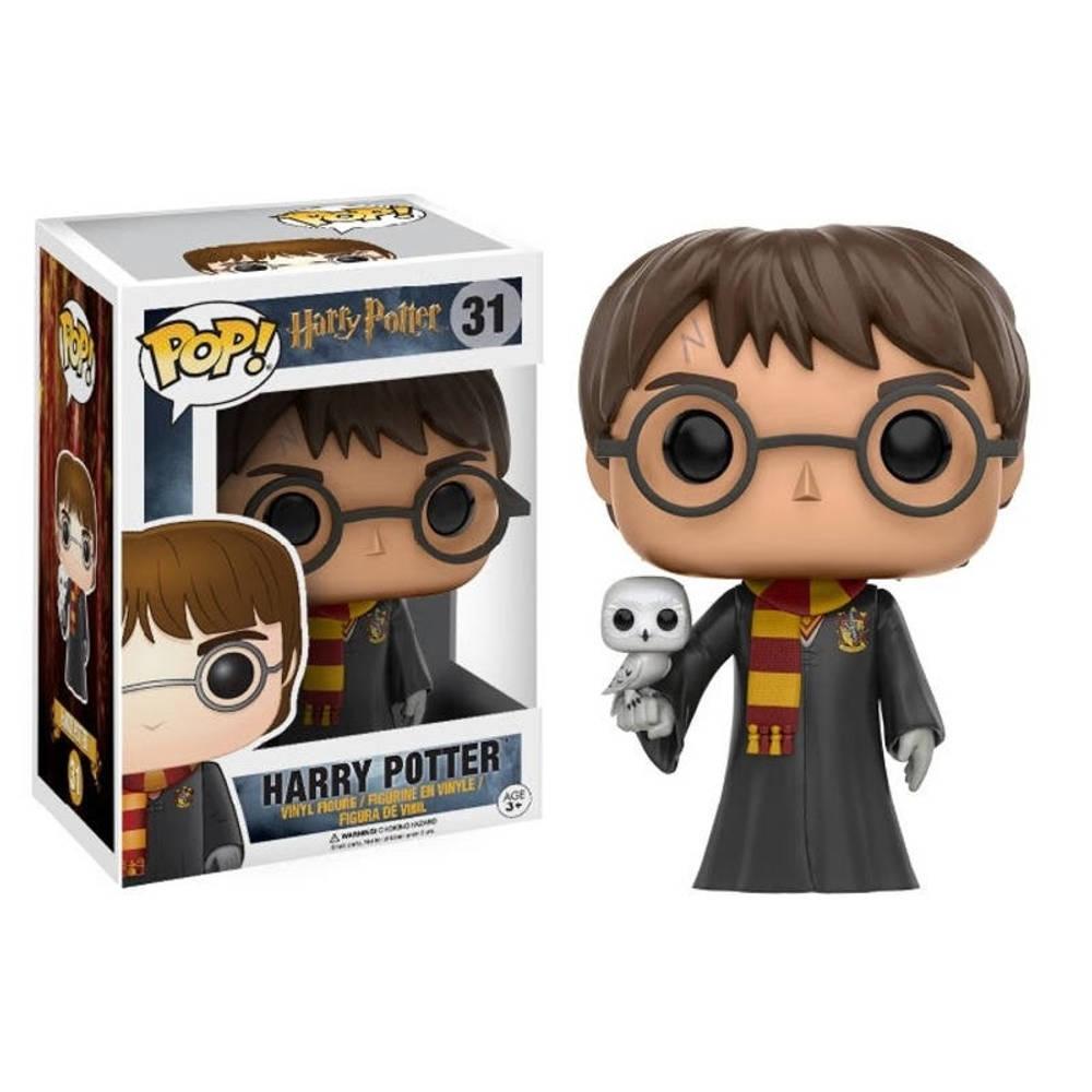 Funko Pop! figuur Harry Potter Harry Potter met Hedwig Limited Edition