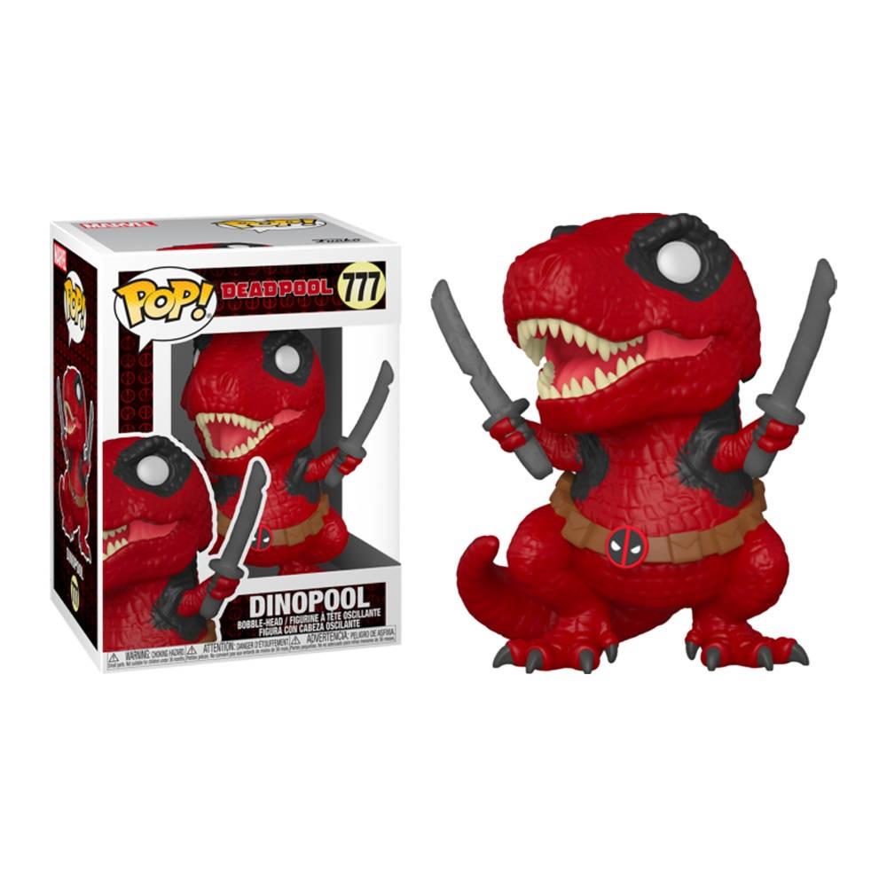 Funko Pop! figuur Marvel Deadpool Dinopool