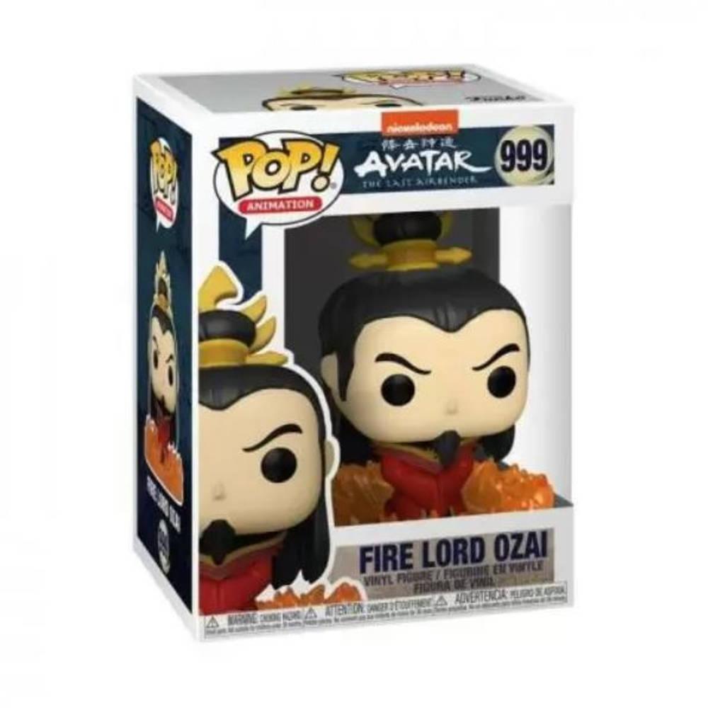 Funko Pop! figuur Avatar: The Last Airbender Fire Lord Ozai