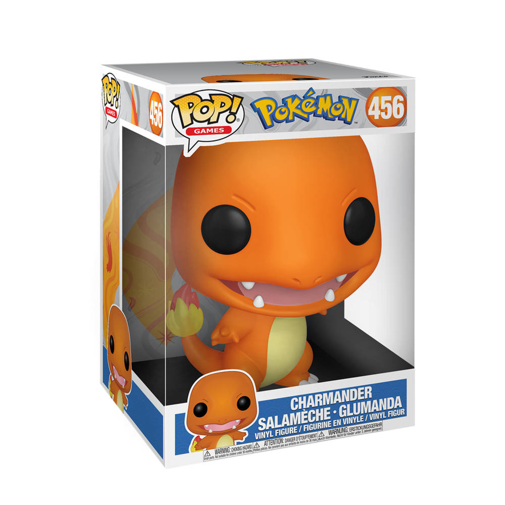 Funko Pop! figuur Pokémon Charmander - 25 cm