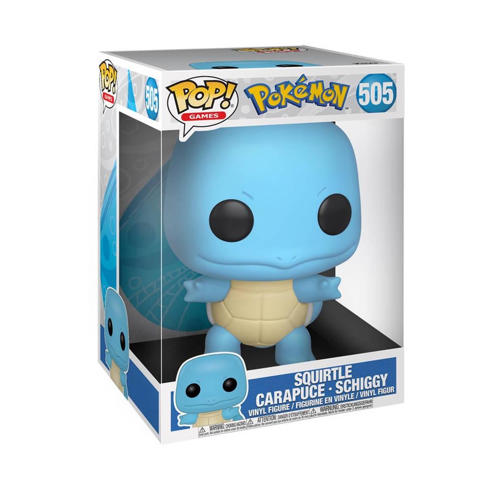 Funko Pop! figuur Pokémon Squirtle - 25 cm