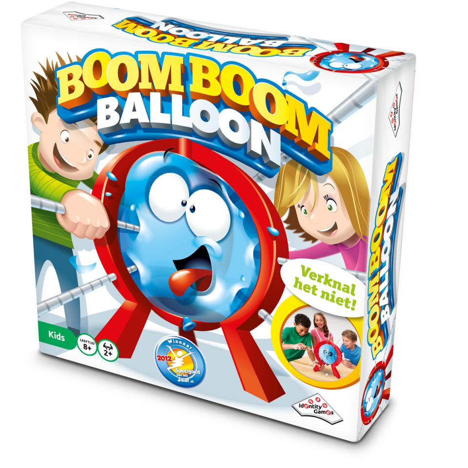Boom Boom Balloon actiespel
