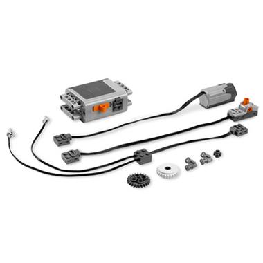 - 8293 Lego Technic Power Functies Motorset