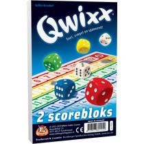 Qwixx scorebloks aanvulset
