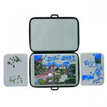 Jumbo luxe puzzelkoffer - 1000 stukjes