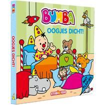 Bumba kartonboek met flapjes Oogjes dicht