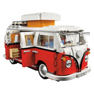 - LEGO Creator Volkswagen T1 kampeerbus Van 3-in-1 10220