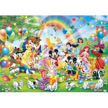 - Ravensburger 1000 Stuks Puzzel Disney Mickey is Jarig