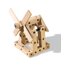 - SES hout knutselset