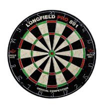 - Longfield wedstrijd dartbord