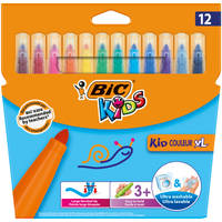 BIC Kids Couleur viltstiften XL - 12 stuks