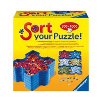 Ravensburger puzzelaccessoire Sort Your Puzzle