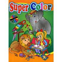 - Kleurboek Super Color