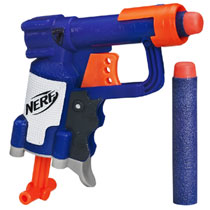 - Nerf N-Strike Jolt EX-1