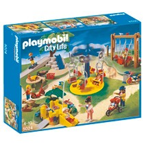 PLAYMOBIL City Life vrolijke speeltuin 5024