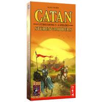 Kolonisten van Catan: Steden & Ridders Uitbreiding 5-6