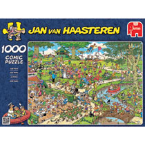 PUZZEL JVH THE PARK 1000ST