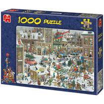 - Jan van Haasteren Puzzel 1000 Stuks Kerstpuzzel