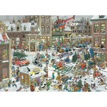 Jan van Haasteren Puzzel 1000 Stuks Kerstpuzzel