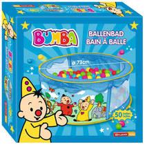 BUMBA BALLENBAD + 50 BALLEN
