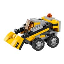 - LEGO Creator Power Digger 3-in-1 31014