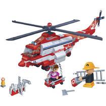 BanBao brandweerhelikopter 8315
