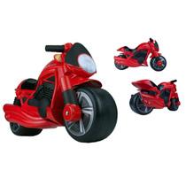 Injusa Wheeler loopmotor - rood