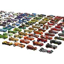 Hot Wheels basis auto