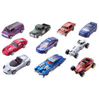 Hot Wheels auto's set 10-delig
