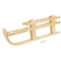 - Opvouwbare Houten Slee 110 cm
