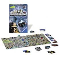 - Scotland Yard Pocketspel