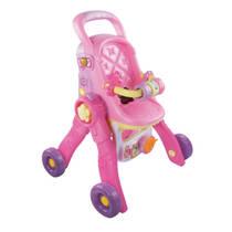 VTech Little Love poppenwagen 3-in-1
