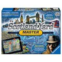 Ravensburger Scotland Yard master bordspel