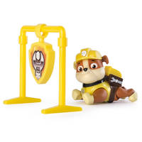 PAW PATROL ACTION PACK RUBBLE