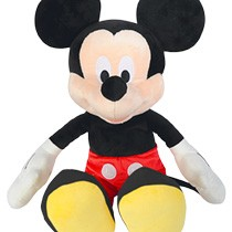 Pluchen Mickey Mouse - 35 cm
