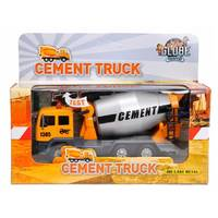 Kids Globe Traffic betonmixer die-cast pullback