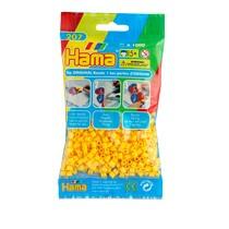 Hama strijkkralen - geel - 1000-delig