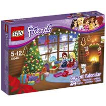 LEGO Friends adventskalender 41040