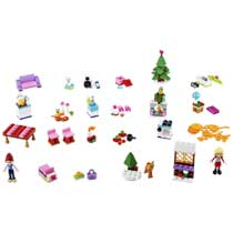 - LEGO Friends Adventskalender 41040
