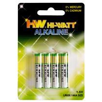 Alkaline LR03-AAA-B4