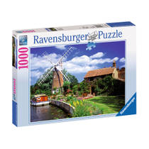 Ravensburger Schilderachtige molen puzzel - 1000 stukjes