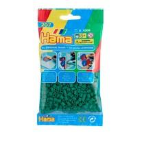 Hama strijkkralen - groen - 1000-delig