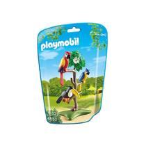 PLAYMOBIL papegaaien en toekan 6653