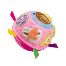 VTech Baby dieren draaibal - roze