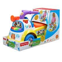 - Fisher-Price Little People muziekparade loopauto