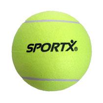 SportX Jumbo tennisbal XL - geel