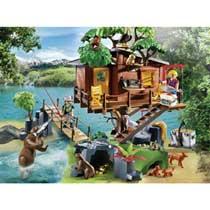 - PLAYMOBIL Wild Life avontuurlijke boomhut 5557