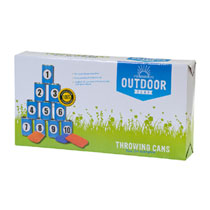 Outdoor Play gooikannen - blauw